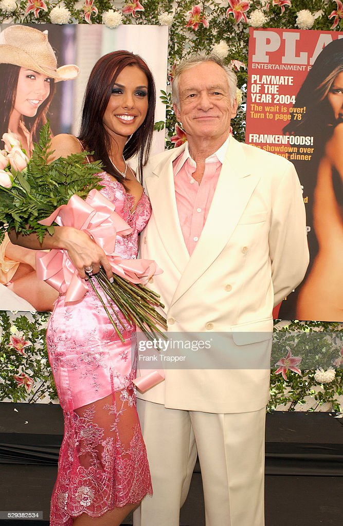 Carmella Decesare Wins Playboy Playmate of the Year : News Photo