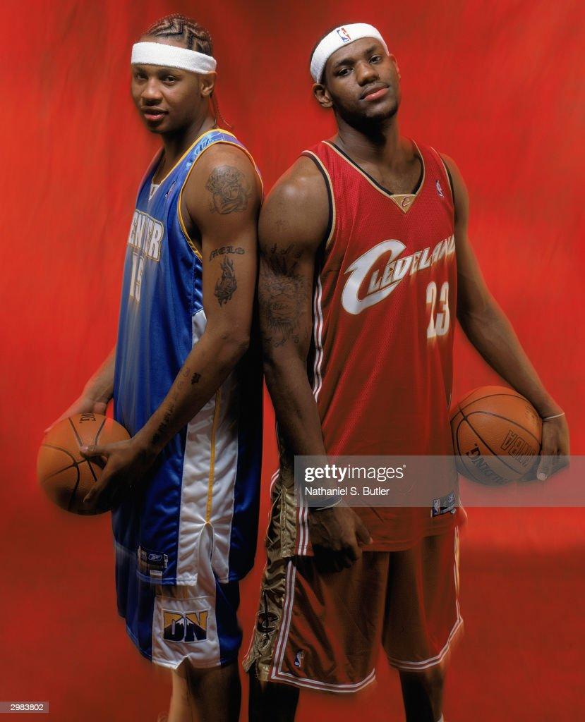 2004 NBA All-Star Portraits