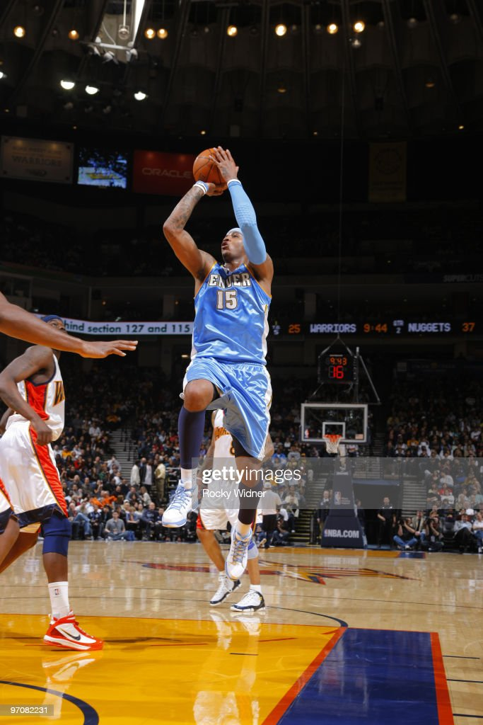 Golden State Warriors vs Denver Nuggets : News Photo