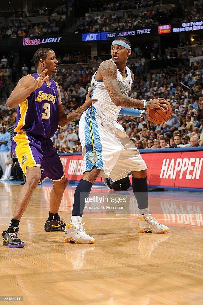Los Angeles Lakers v Denver Nuggets, Game 6 : News Photo