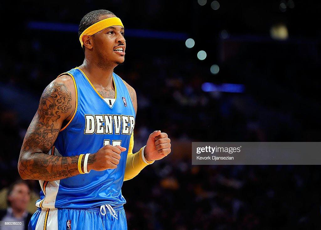 Denver Nuggets v Los Angeles Lakers, Game 5