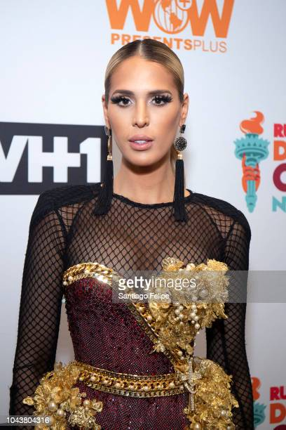 93c754fadfc3 Carmen Carrera attends RuPaul's DragCon NYC 2018 at Javits Center on  September 29 2018 in New