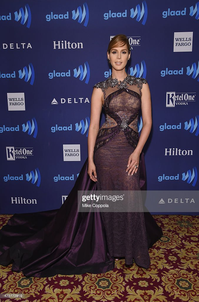 26th Annual GLAAD Media Awards In New York - Red Carpet