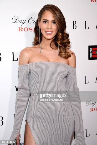 dc6021066a47 Carmen Carrera attends the Blind premiere at Landmark Sunshine Cinema on  June 26 2017 in New.