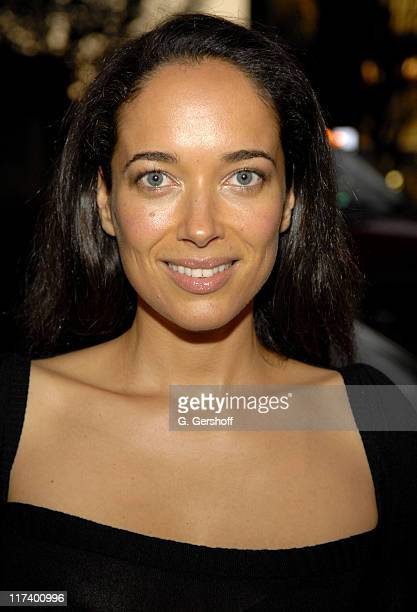 Carmen Chaplin during 14th Annual Hamptons International Film Festival 'The Situation' Premiere at United Artists Theatre in East Hampton New York...