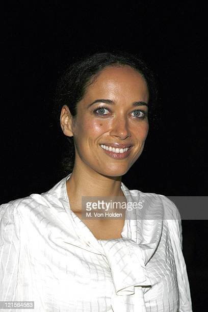 Carmen Chapman during 14th Annual Hamptons International Film Festival Beach Front Party - October 19, 2006 at Judy Licht residence in Bridge...