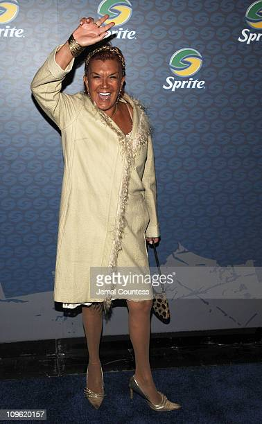 Carmen D'Alessio during Sprite Street Couture Showcase - Arrivals and Afterparty at Guastavino's in New York City, New York, United States.