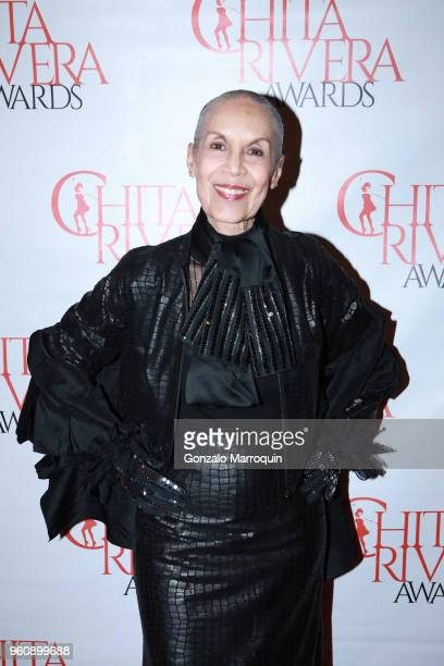 Carmen de Lavallade during the The 2nd Annual Chita Rivera Awards Honoring Carmen De Lavallade John Kander And Harold Prince at NYU Skirball Center...