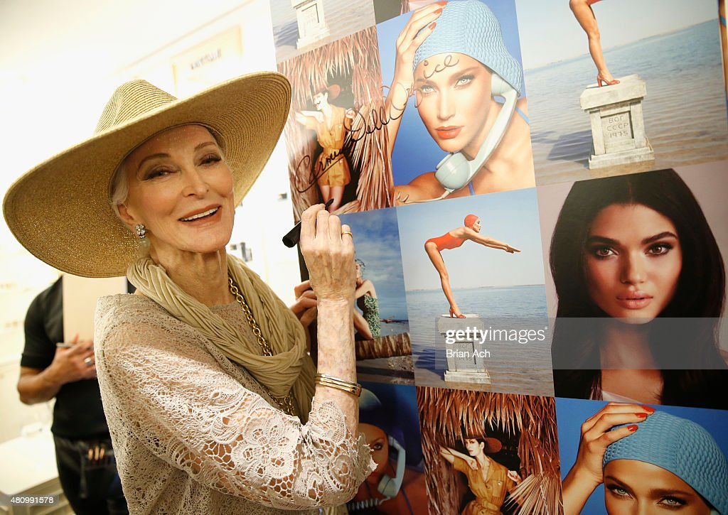 Charlotte Tilbury and Bergdorf Goodman Celebrate the Limited Edition Charlotte Tilbury x Norman Parkinson Collaboration