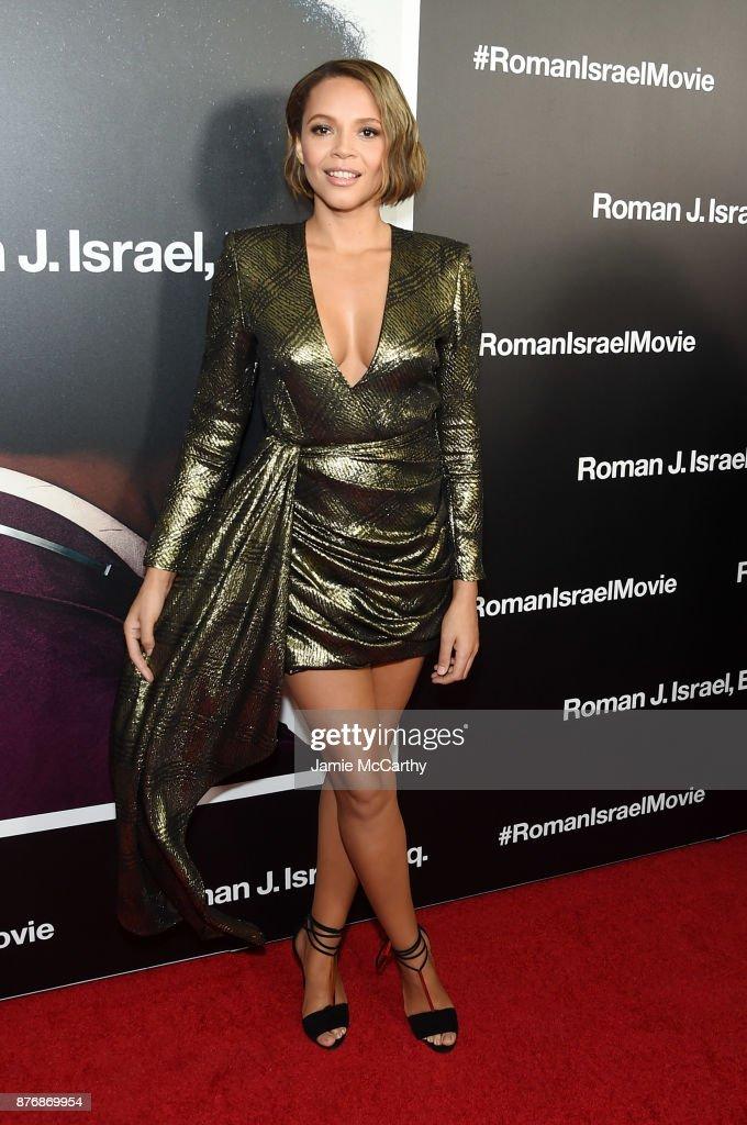 """Roman J. Israel, Esq."" New York Screening - Red Carpet"