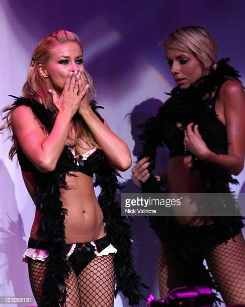 Carmen Electra and the Bombshell Babes during 'Maxim's All Access Weekend at Borgata Hotel Casino Spa at Borgata Hotel Casino Spa in Atlantic City...