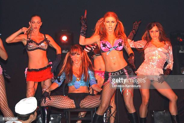 Carmen Electra and The Pussycat Dolls