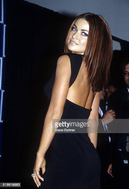 Carmen Electra at ESPY awards, New York, February 15, 1999.