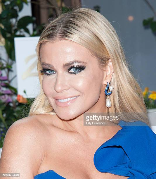Carmen Electra attends LaPalme Magazine's summer issue party at Sofitel Hotel on June 10 2016 in Los Angeles California
