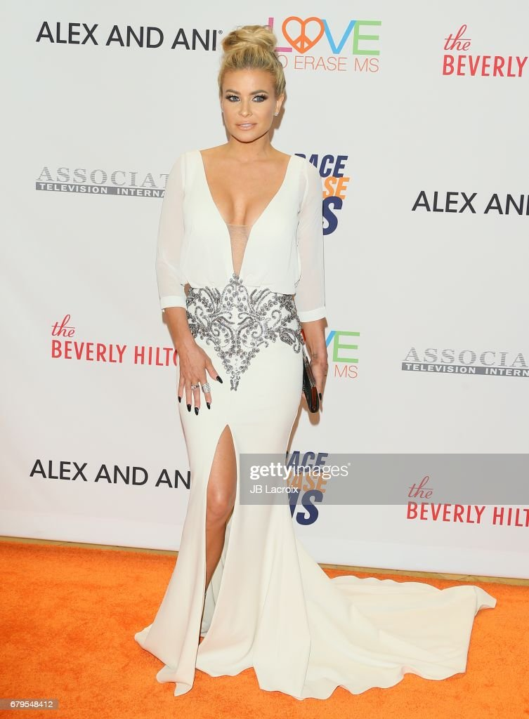 Carmen Electra attends the 24th Annual Race To Erase MS Gala on May 05, 2017 in Beverly Hills, California.