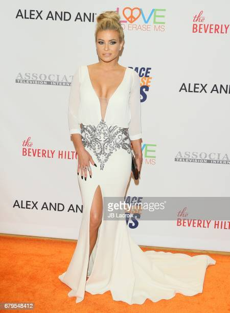 Carmen Electra attends the 24th Annual Race To Erase MS Gala on May 05 2017 in Beverly Hills California