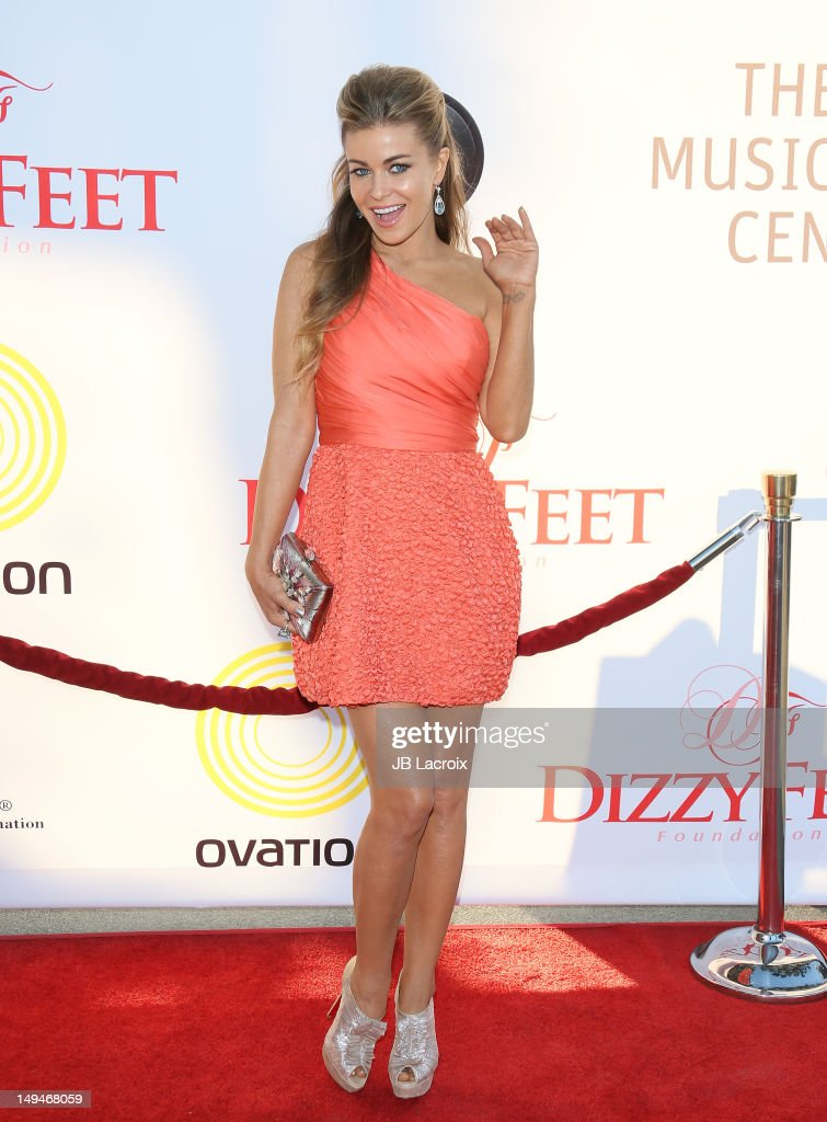 Dizzy Feet Foundation's Celebration Of Dance - Arrivals