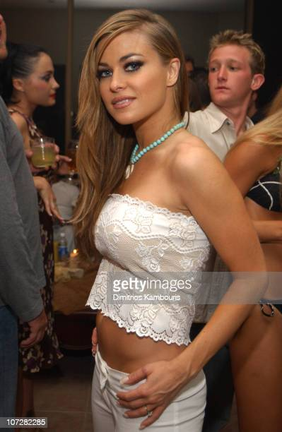 Carmen Electra during BETonSPORTS Inaugurates VIP Club with a Grand Opening in Costa Rica Featuring Carmen Electra and The Pussycat Dolls in San Jose...