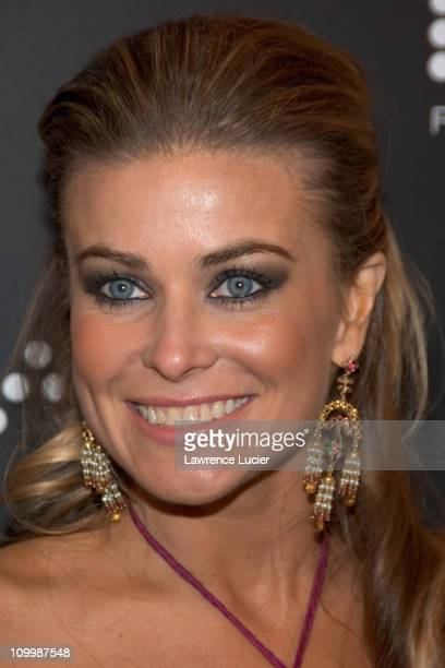Carmen Electra during Carmen Electra Becomes the Face of MAX Factor Cosmetics - January 31, 2006 at Marquee in New York City, New York, United States.