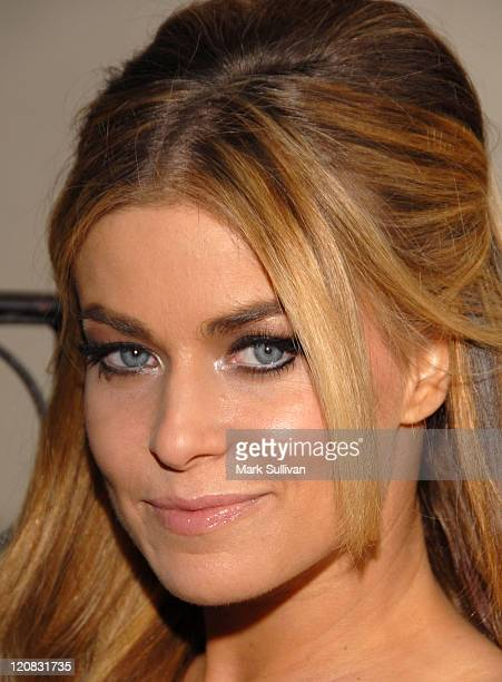 Carmen Electra during Carmen Electra Hosts Celebrity Studded Fashion Show Benefiting Clothes Off Our Back Charity at Social Hollywood in Hollywood,...