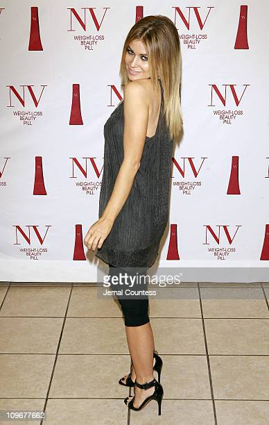 "Carmen Electra during Carmen Electra Signs Copies of the New Book ""A Personal Guide to the NV Weight-Loss Beauty Pill"" by Dr. Darren Burke, Phd. At..."