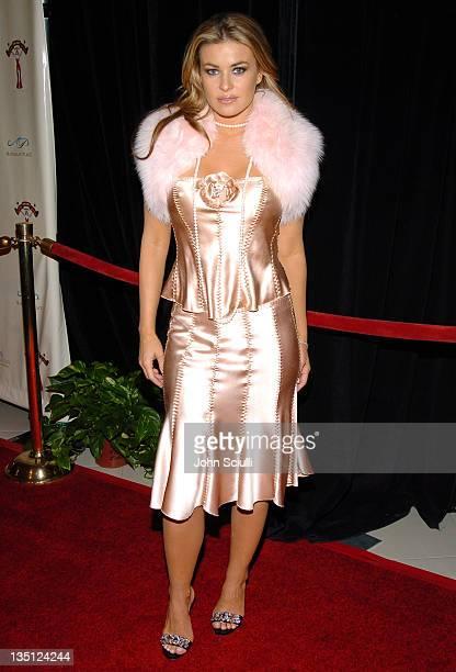 Carmen Electra during Grand Opening of Ivan Kane's Forty Deuce Las Vegas at Mandalay Bay Resort Casino in Las Vegas Nevada United States
