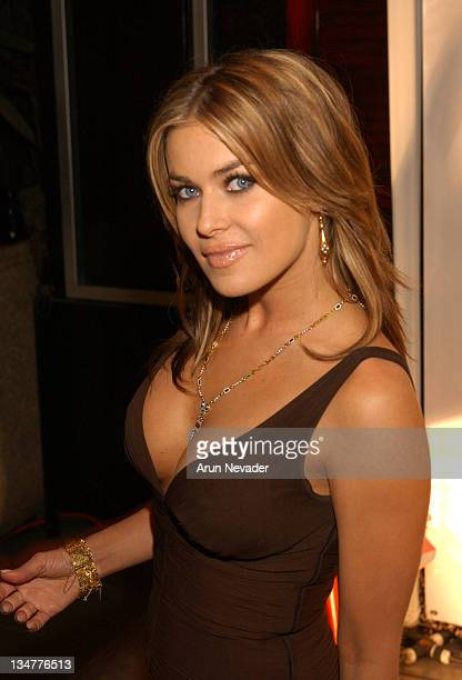 Carmen Electra during Grand Opening Of The Donald J Pliner Boutique In Beverly Hills Benefiting The Mark Wahlberg Youth Foundation Arrivals at Donald...