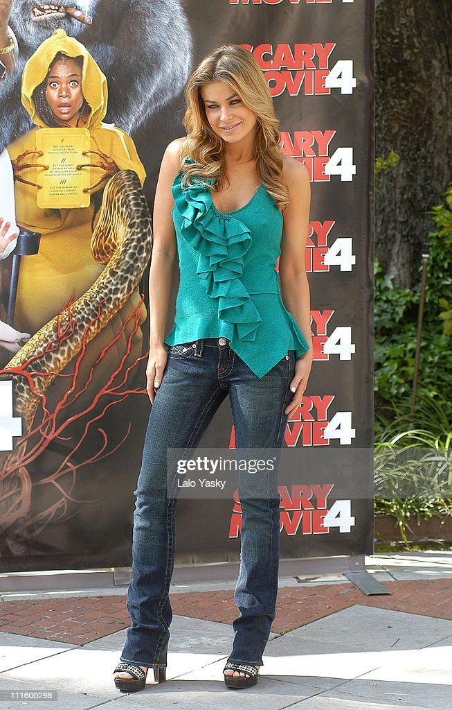 """Scary Movie 4"" Madrid Photocall - April 19, 2006 : News Photo"