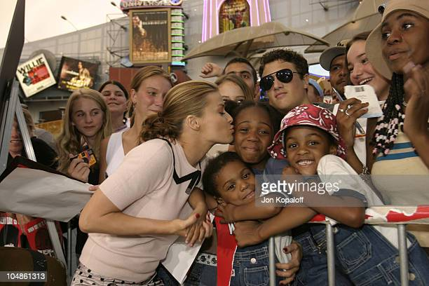 Carmen Electra during World Premiere Of 'The Battle Of Shaker Heights' Arrivals at Universal Citywalk Theatres in Universal City California United...