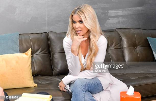 Carmen Electra stars in a new ad campaign for Tubi the world's largest free movie and TV streaming service on October 8 2019 in Los Angeles California