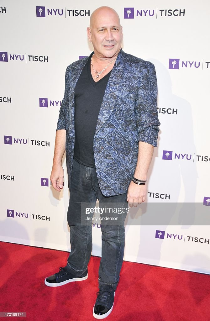 Carmen Marc Valvo attends NYU Tisch School of The Arts 2015 Gala at Frederick P. Rose Hall, Jazz at Lincoln Center on May 4, 2015 in New York City.