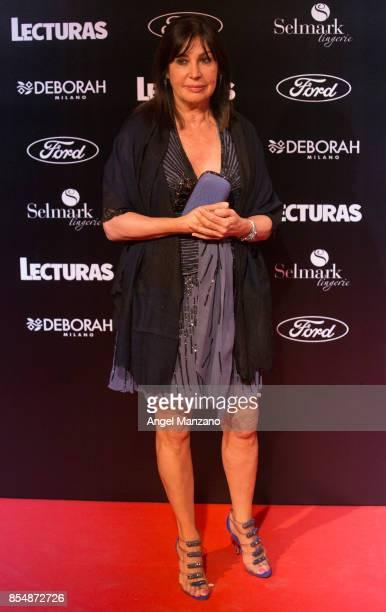 Carmen Martinez Bordiu attends 'Lecturas' Magazine Centenary Party photocall at Florida Retiro on September 27 2017 in Madrid Spain