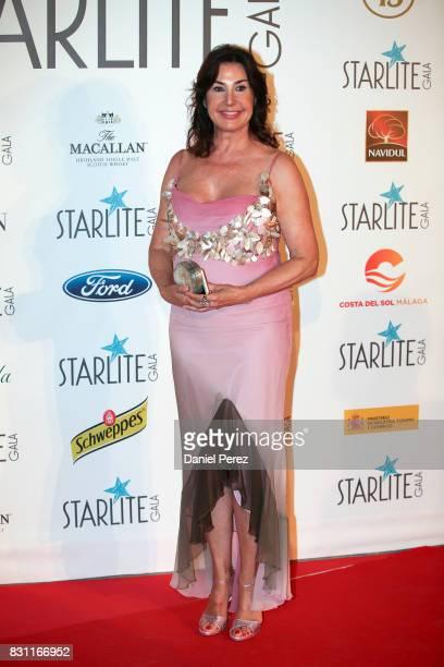 Carmen Martinez Bordiu attends Starlite Gala on August 13, 2017 in Marbella, Spain.