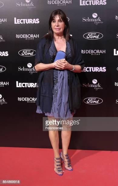 Carmen Martinez Bordiu attends the 'Lecturas' magazine centenary party at Florida Retiro on September 27 2017 in Madrid Spain