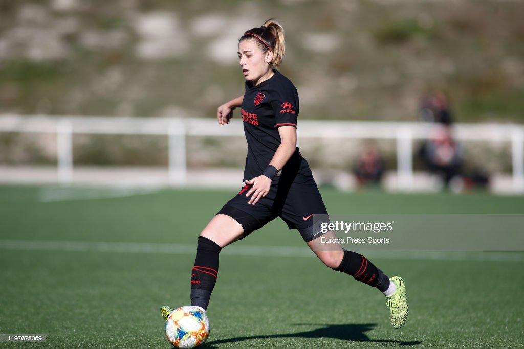 Women Football: Rayo Vallecano V Atletico De Madrid : News Photo