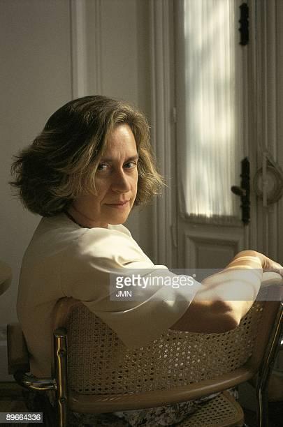 Carmen Mestre president of Spanish Red Cross