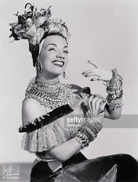 Carmen Miranda Brazilian dancer who was born in portugal above was one of the women who won acclaim in 1939 The streets of Paris dancer who sings The...