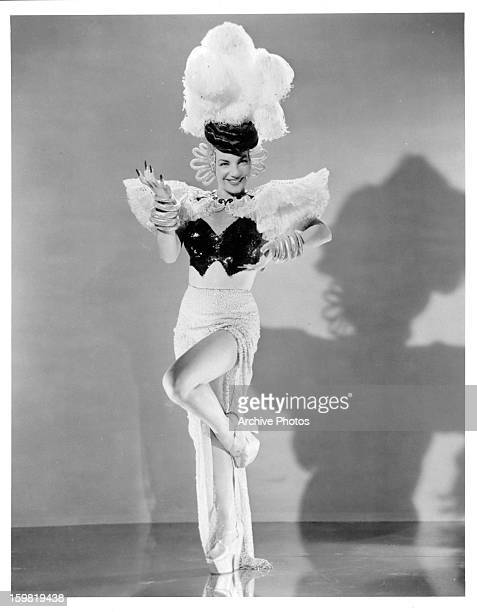 Carmen Miranda publicity portrait circa 1941