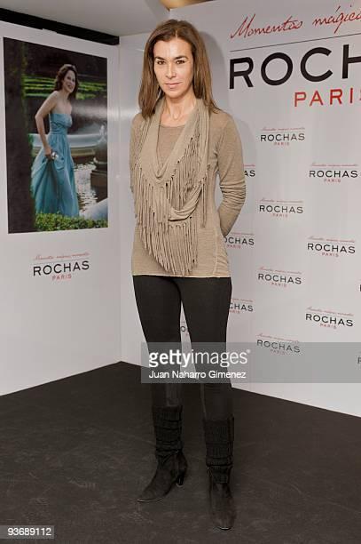 Carmen Posadas attends Aitana Sanchez Gijon Magic Moments on December 3 2009 in Madrid Spain