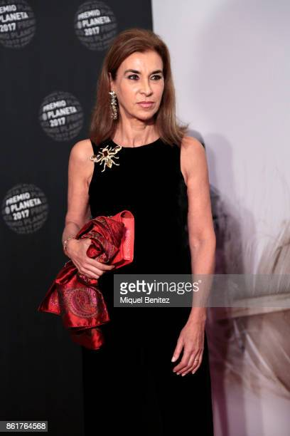 Carmen Posadas during the '66th Premio Planeta' Literature Award the most valuable literature award in Spain with 601000 euros for the winner at the...