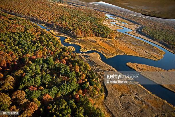 Carmens river aerial