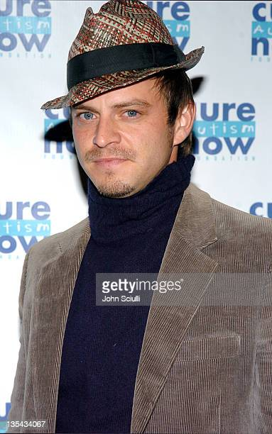 Carmine Giovinazzo during Cure Autism Now Celebrates Third Annual 'Acts of Love' Arrivals at Coronet Theatre in Los Angeles California United States
