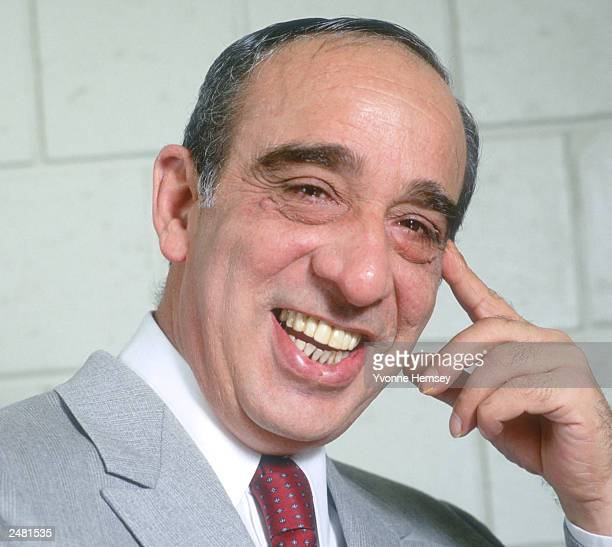 Carmine Persico poses for a portrait at the Metropolitan Correctional Center in New York City September 15 1986 during the Commission trial