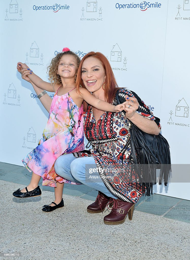 Petit Maison Chic And Operation Smile Kids Charity Fashion Show : News Photo