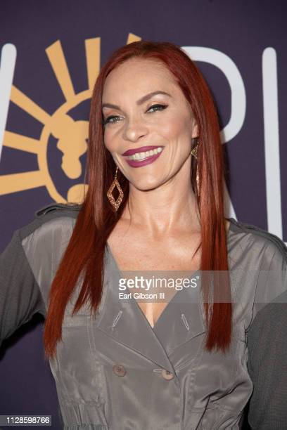Carmit Bachar attends In A Perfect World MAP Gala at The Jeremy Hotel on March 3, 2019 in West Hollywood, California.