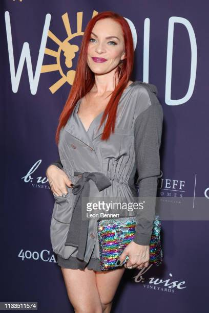 Carmit Bachar attends Manuela Testolini And Eric Bent Present An Evening Of Music, Art And Philanthropy Benefiting In A Perfect World Honoring Prince...