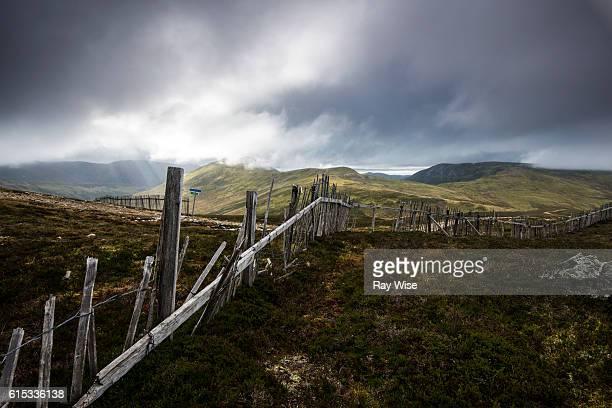 Carn Aosda summit view