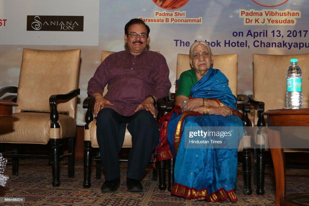 Carnatic Classic Singer Padma Shri awardee Parassala B