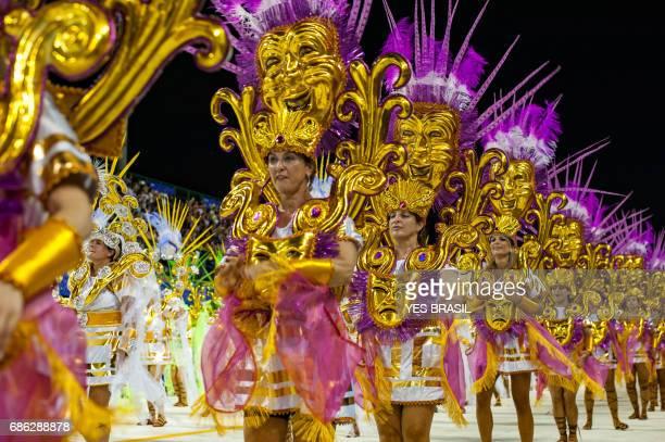 カーニバル用-ブラジル 2016 年