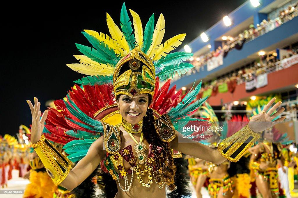 Carnaval do Brasil : Foto de stock